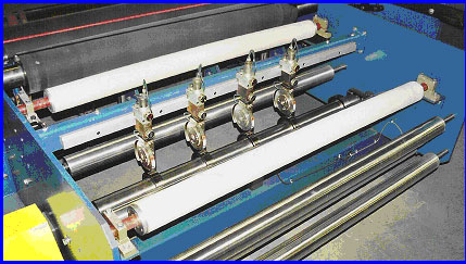 Inline Shear Cut Slitting Module